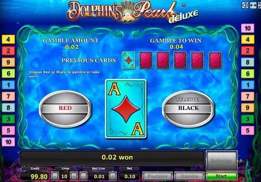 โบนัสในเกม Dolphin's Pearl Deluxe Jack88