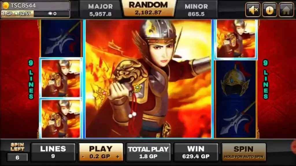 การเล่น Mulan Jack88