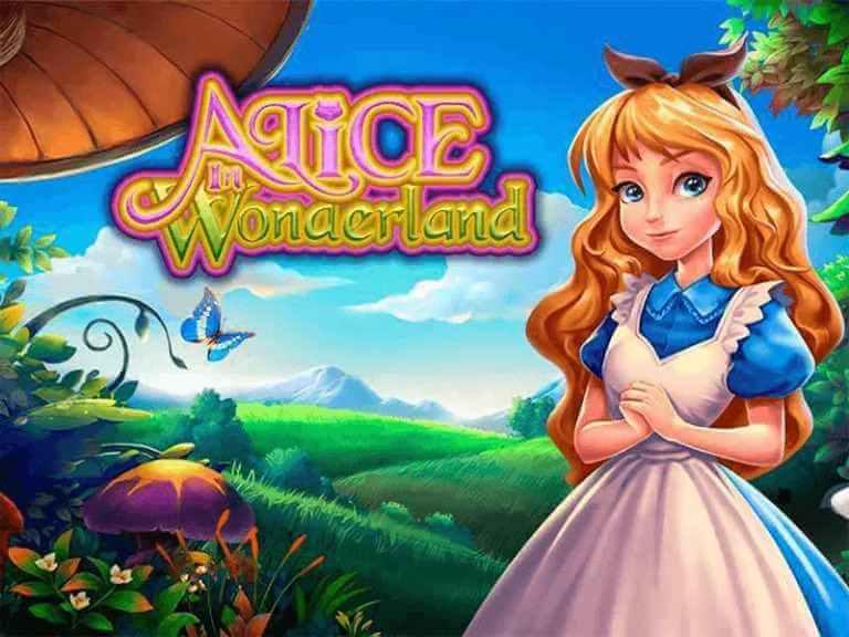 รีวิวสล็อต Alice in wonderland Jack88