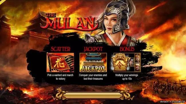 รีวิวเกม Mulan Jack88