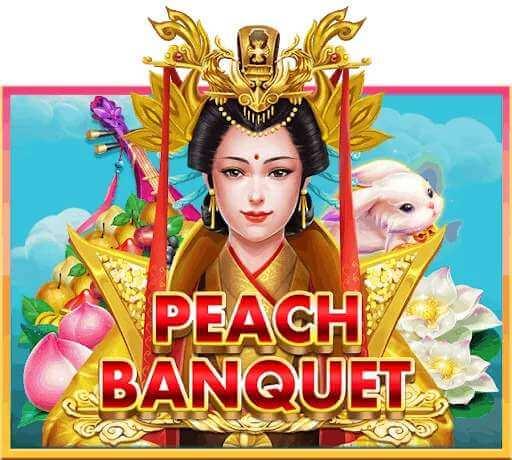 รีวิวเกม Peach Banquet Jack88