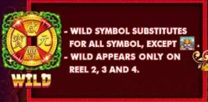 Wild ของเกม JIN FU XING YUN JACK88