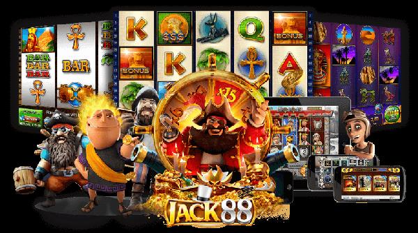 เกมคาสิโน CASINO JACK88
