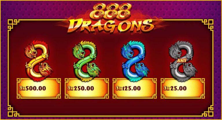 888 Dragons สูตรโกงเกม Slot เกมบาคาร่า https://jack88tm.vip/