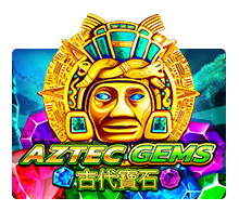 รีวิวเกม Aztec Gems https://jack88tm.vip/