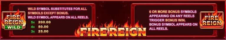 Fire Reign สูตรโกงเกม Slot เกมบาคาร่า https://jack88tm.vip/