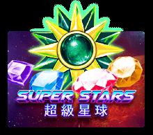 รีวิวเกม Super Stars https://jack88tm.vip/