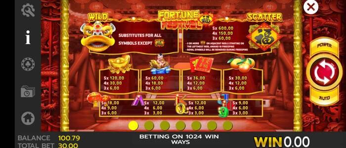 Fortune Festival สูตรโกงเกม Slot เกมบาคาร่า https://jack88tm.vip/