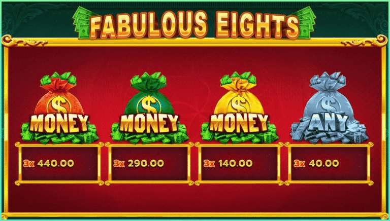 Fabulous Eights แจก ฟรี ฝากถอน https://jack88tm.vip/