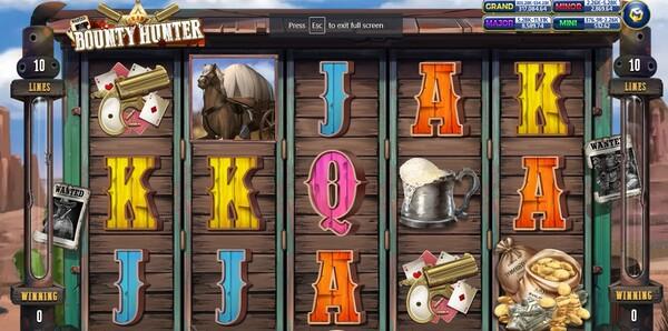 Bounty Hunter รูปแบบของเกม