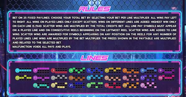 Cyber Race ไลน์ชนะของเกม