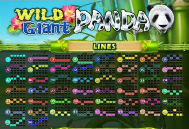 Wild Giant Panda แจก ฟรี ฝากถอน https://jack88tm.vip/