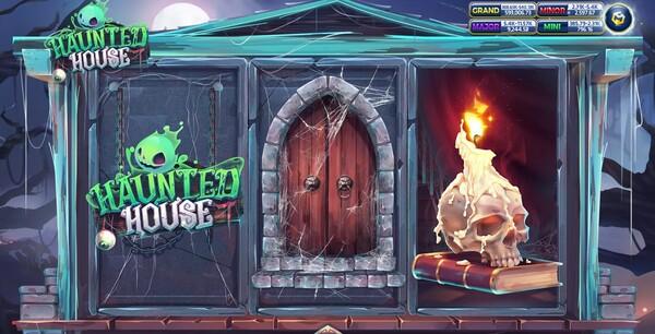 Haunted House รูปแบบการเล่นเกม