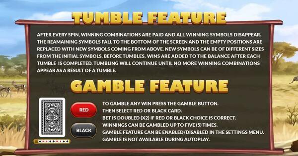 Tumble & Bamble