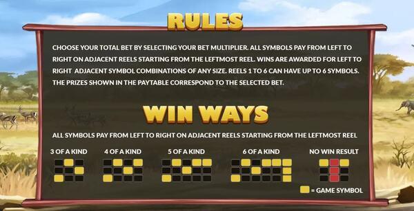 Rules Win Ways