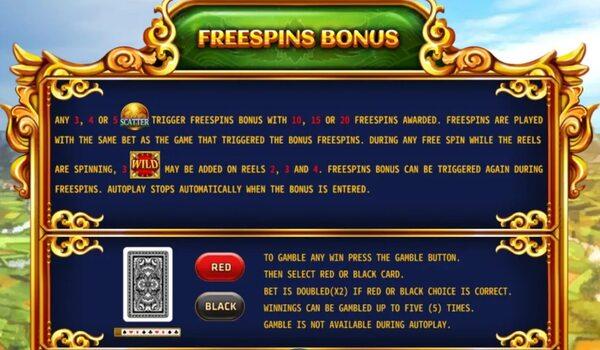 espins Bonus Gamble