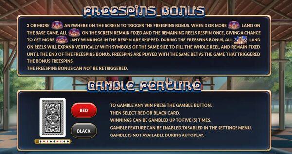 Freespins & Gamble Jack88