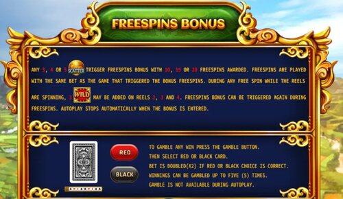 Freespins Bonus Jack88